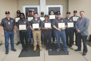 Congratulations to our September graduating class of the Food Industry Technicia