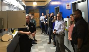1st hiring event for the Food Industry Technician Development Program (FIT)